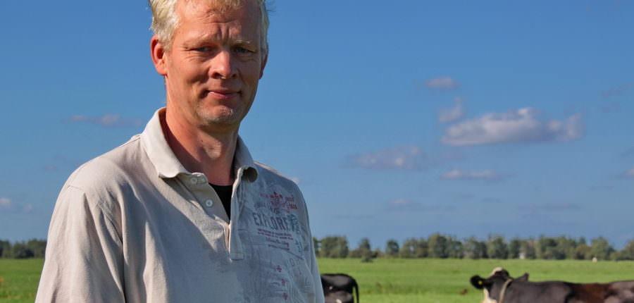 Jan Graveland, deelnemer Proeftuin Veenweiden