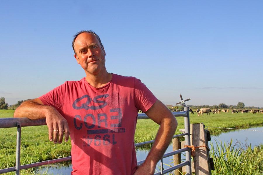Bartlo Hoogendijk, deelnemer Proeftuin Veenweiden