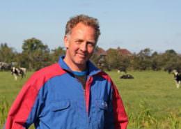 Arno Plomp, deelnemer Proeftuin Veenweiden