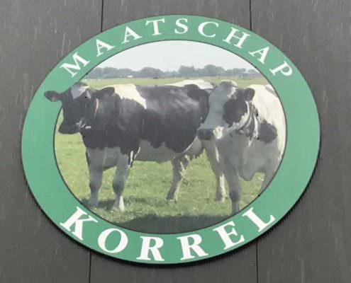 Koeiendans bij Richard Korrel