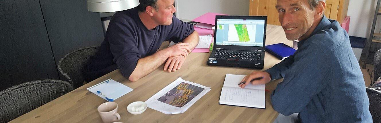 Mineralisatie op de kaart bij Bartlo Hoogendijk