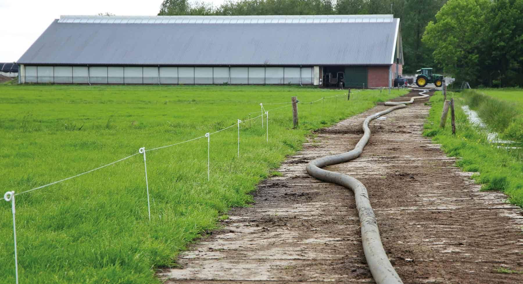 De toekomst ligt open als kringlopen sluiten, grondgebonden melkveehouderij