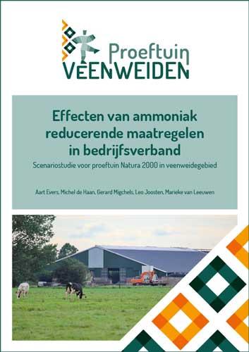 Rapport: Effecten van ammoniak reducerende maatregelen in bedrijfsverband